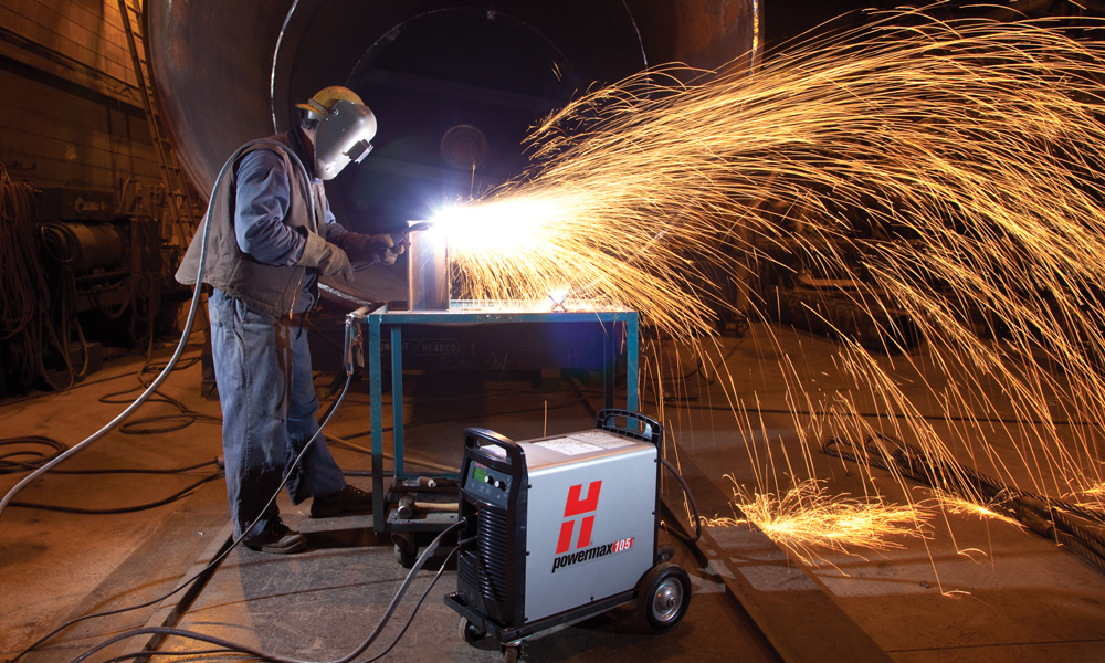 Improve your plasma cutting skills